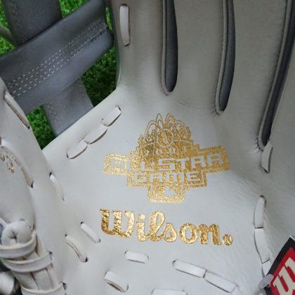 【61】ウイルソンA2000グラブ  2003オールスターモデル