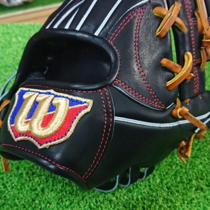 79 大特価 ウイルソン硬式 内野手モデル