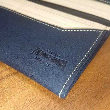 305 玉澤 限定 グローブ革で作った長財布